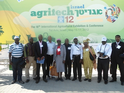 new agric tech group