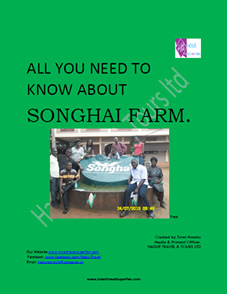 How to visit Songhai Farm