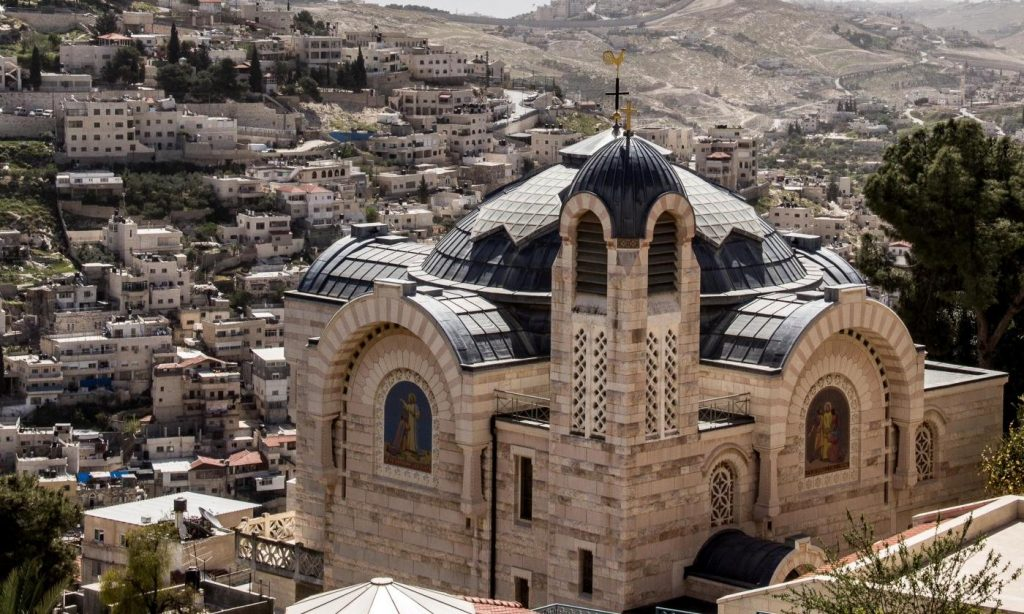 Church built on site where Peter denied Jesus