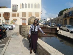 Yinka bsuinessday on hadur Agrictech tour